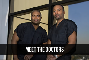 Dr. Gabriel Hunt and Dr. Leonel Hunt